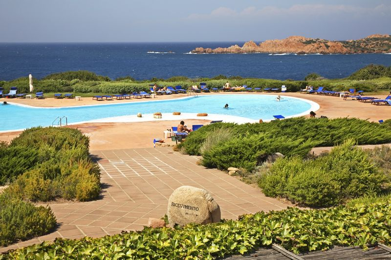 Hotel Sardaigne