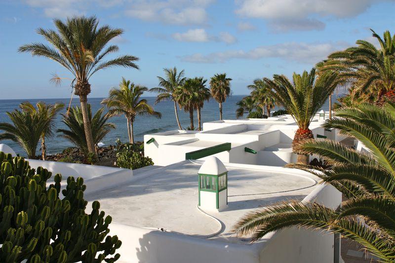 Mon hôtel Lanzarote pour faire du windsurf