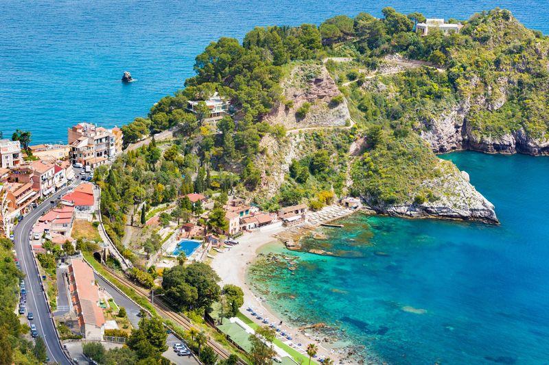 Un hôtel Sicile en famille